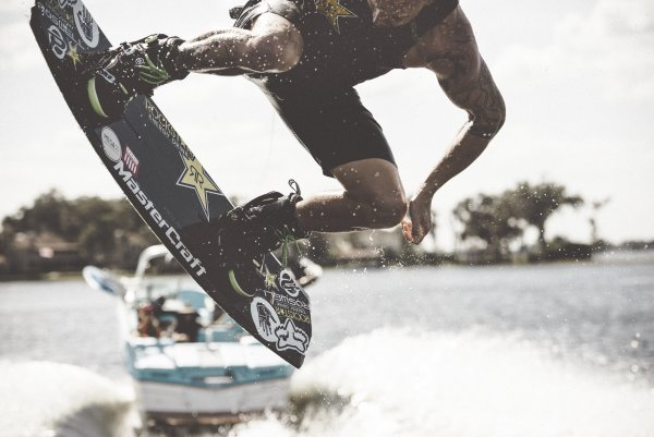 wakeboarding co to